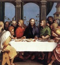 Holbien the Younger The Last Supper