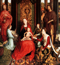 Marriage of St Catherine