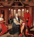 Memling Hans Adoration of the Magi c1470