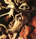 Memling Hans Last Judgment Triptych open 1467 1 detail10