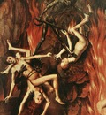 Memling Hans Last Judgment Triptych open 1467 1 detail12