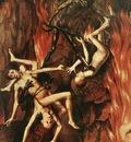 Memling Hans Last Judgment Triptych open 1467 1 detail12