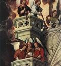 Memling Hans Last Judgment Triptych open 1467 1 detail3