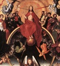 Memling Hans Last Judgment Triptych open 1467 1 detail5
