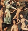 Memling Hans Last Judgment Triptych open 1467 1 detail8