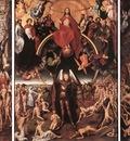 memling hans last judgment triptych open 1467
