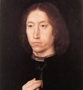 memling hans portrait of a man 1478