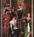 Memling Hans St John Altarpiece 1474 9 detail1 left wing