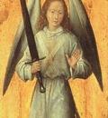Memling Hans The Archangel Michael c1479