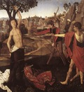 Memling Hans The Martyrdom of St Sebastian c1475