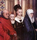 Memling Hans The Presentation in the Temple detail1