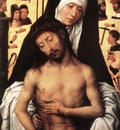 memling hans the virgin showing the man of sorrows 1475 or