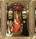 Memling Hans Triptych c1485