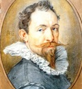 GOLTZIUS Hendrick Self Portrait
