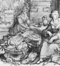 GOLTZIUS Hendrick The Rich Kitchen