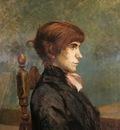 Toulouse Lautrec Henri de Jeanne Wenz