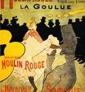 Toulouse Lautrec Henri de Moulin Rouge