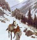 Farny Henry Through The Pass Winter