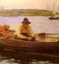 Tuke Henry Scott The Fisherman