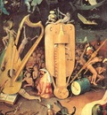 Garden of Earthly Delights detail of right wing WGA