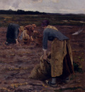Delpy Hippolyte Camille The Potato Gatherers