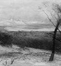 Martin Homer Dodge Behind Dunes Lake Ontario