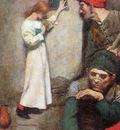 Pyle Howard Joan of Arc in Prison