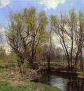 Jones Hugh Bolton Early Spring Near Sheffield Massachusetts