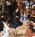 GOES Hugo van der The Adoration Of The Shepherds