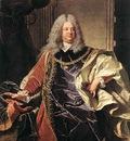 RIGAUD Hyacinthe Portrait Of Count Sinzendorf