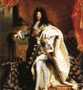 rigaud hyacinthe portrait of louis xiv