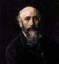 Camarlench Ignacio Pinazo Autorretrato