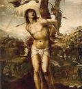 Sodoma St  Sebastian