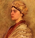 Kaufmann Isidor A Jewsish Bride