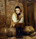Kramskoi Insulted Jewish Boy