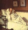 Kramskoi Nikolay Nekrasov in the Period of Last Songs