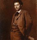 Kramskoi Portrait of the Artist Feodor Vasilyev