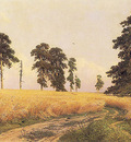 shishkin ivan the rye field