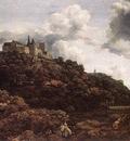 RUISDAEL Jacob Isaackszon van Bentheim Castle