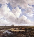 RUISDAEL Jacob Isaackszon van View Of Haarlem With Bleaching Grounds