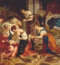 The Birth of St  John the Baptist WGA
