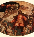 Tintoretto Glorification of St Roch