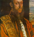 Tintoretto Portrait of Vincenzo Morosini