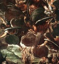 Tintoretto The Ascension detail1
