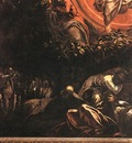 Tintoretto The Prayer in the Garden