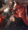 Tintoretto The Visitation