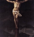 DAVID Jacques Louis Christ on the Cross