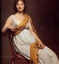 DAVID Jacques Louis Madame Raymond de Verninac
