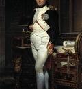 DAVID Jacques Louis Napoleon in his Study