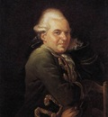 DAVID Jacques Louis Portrait of Francois Buron